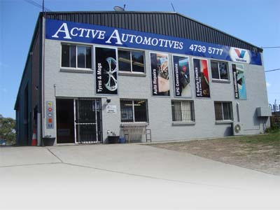 Active Automotives workshop